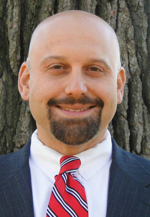 David Fish, running for Naperville Unit District 203 School Board (4-year Terms)