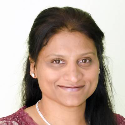 Sonal Amin, running for Carol Stream Elementary District 93 School Board (4-year Terms)