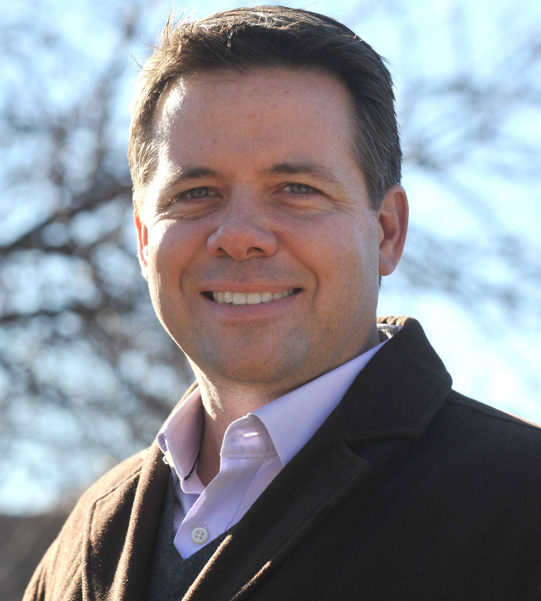Todd Rusteberg, running for Butler District 53 School Board (4-year Terms)