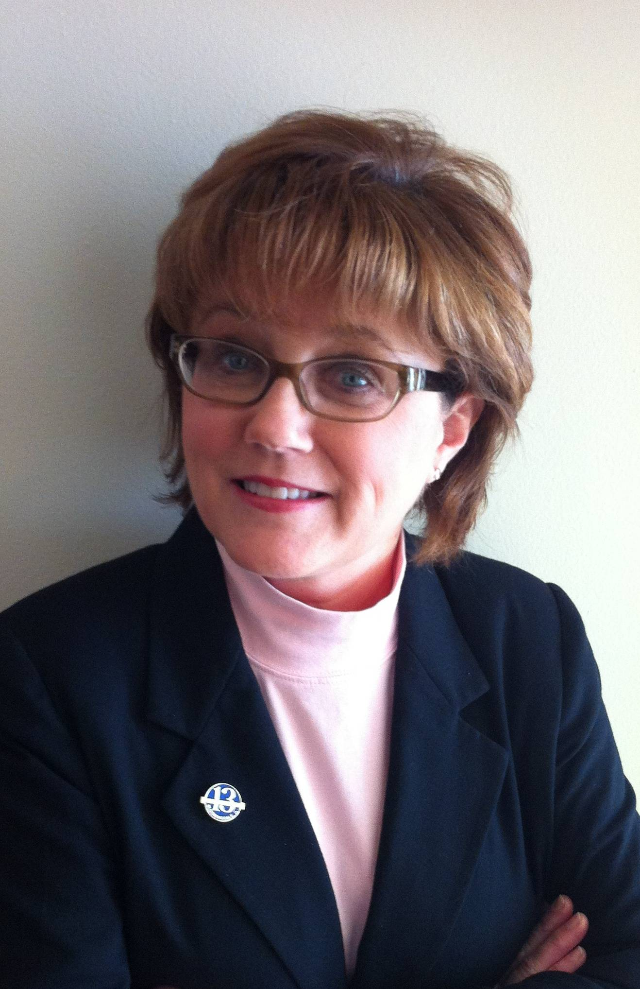 Diane Birkley, running for Bloomingdale District 13 School Board (4-year Terms)