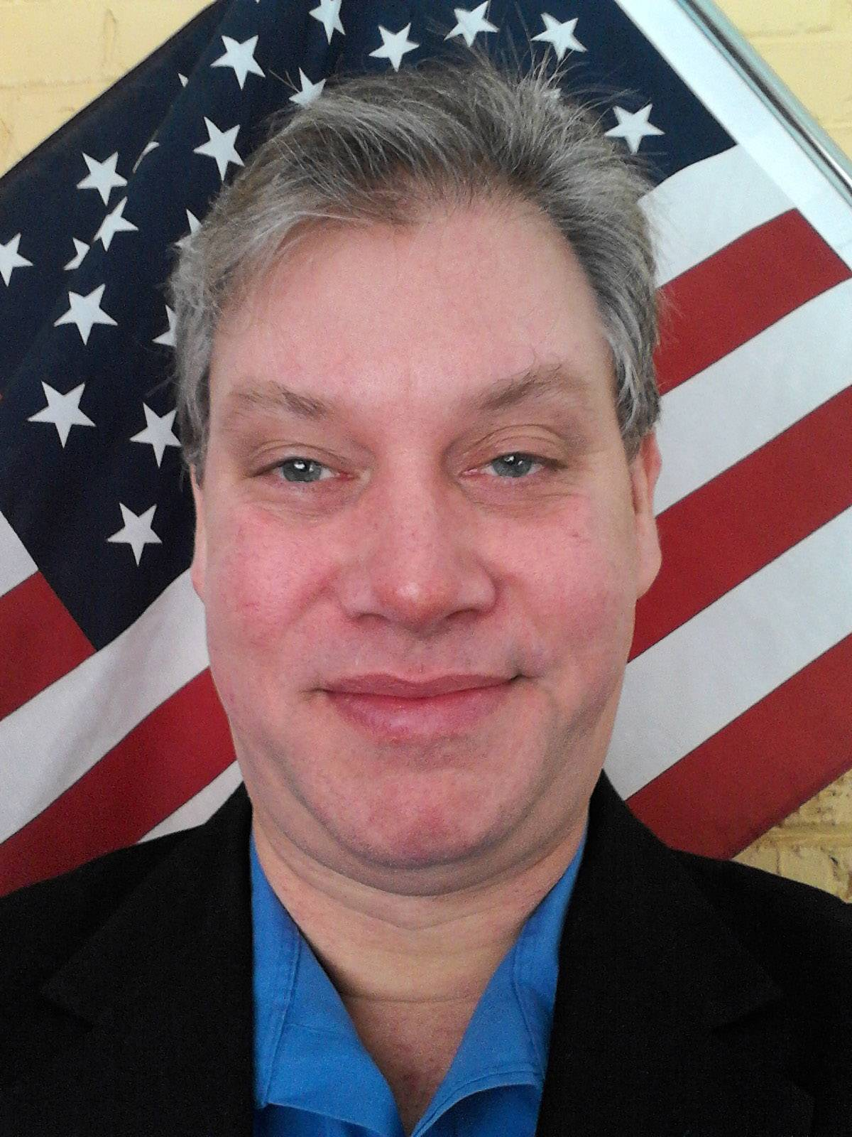Thomas Earley, running for Bensenville Park Board (6-year Terms)