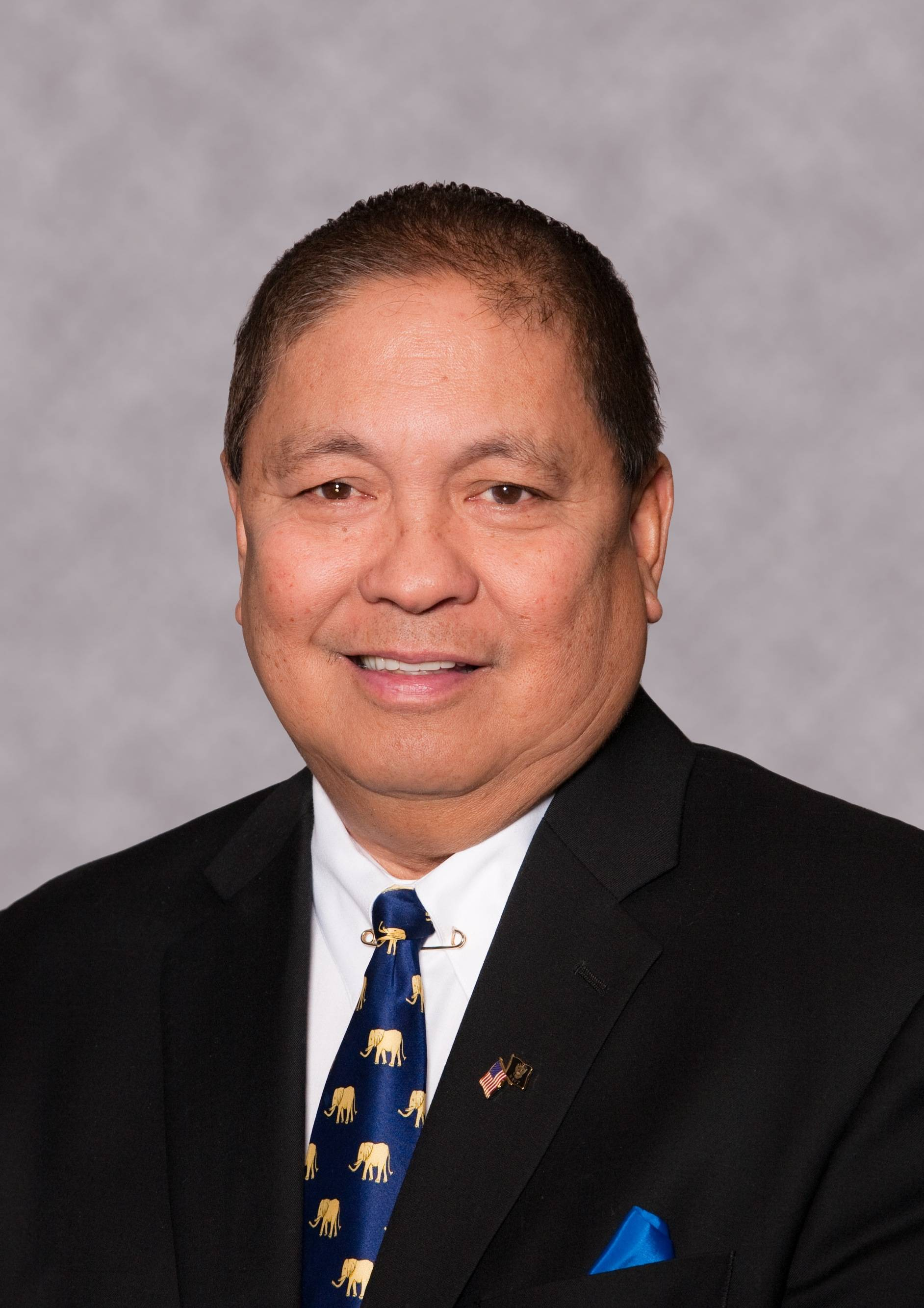Robert Tolentino, running for Bloomingdale Township Board (4-year Terms)