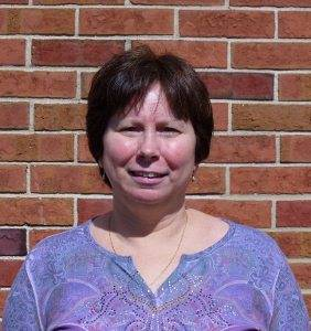 Susan Wiggins, running for Lombard Library Board (4-year Terms)