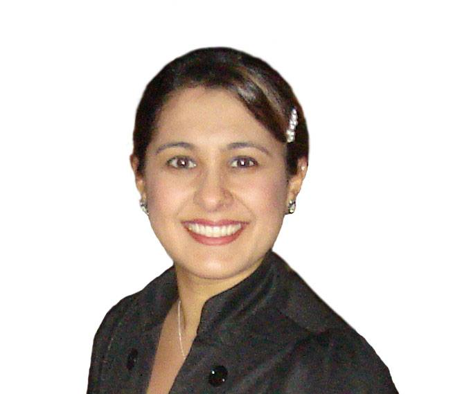 Nadia Sheikh, running for Carol Stream Library Board (4-year Terms)