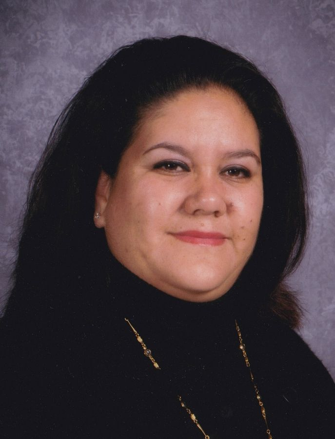 Silvia Acuna, running for Bensenville Library Board (6-year Terms)