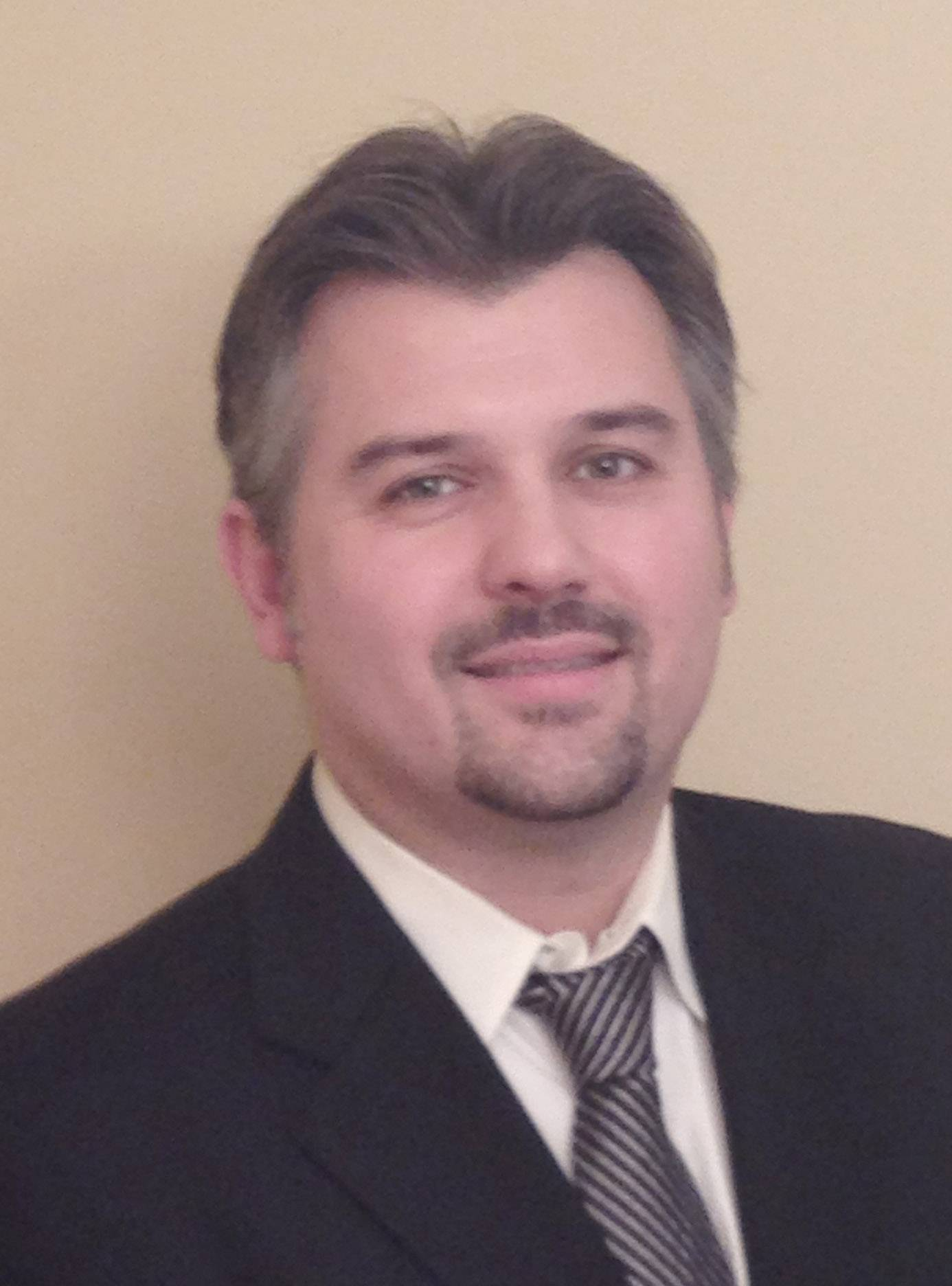 Stefan Stevic, running for Wood Dale City Council Ward 3 (4-year Term)