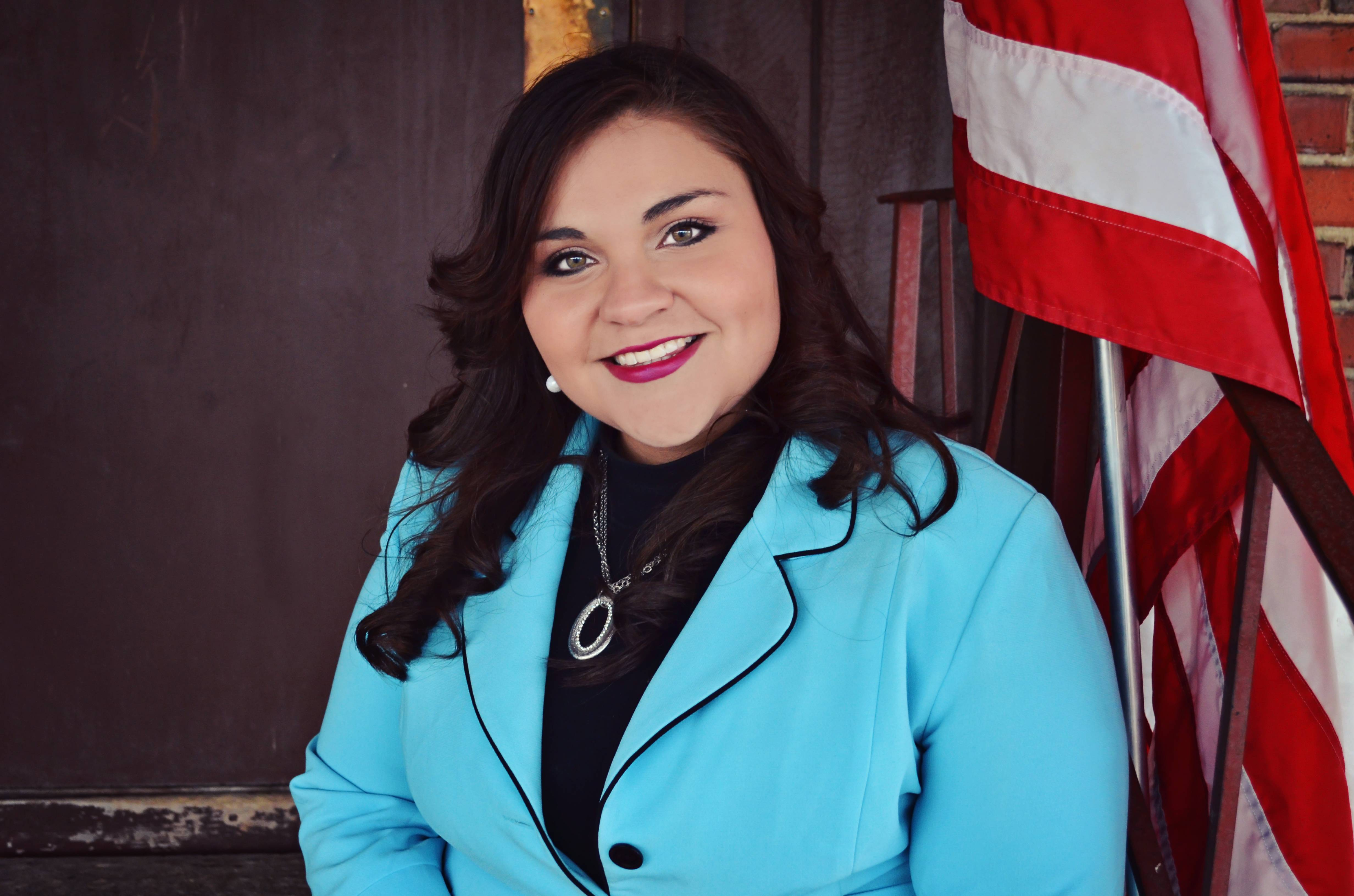 Rosalinda Delgado, running for West Chicago City Council Ward 2 (4-year Term)
