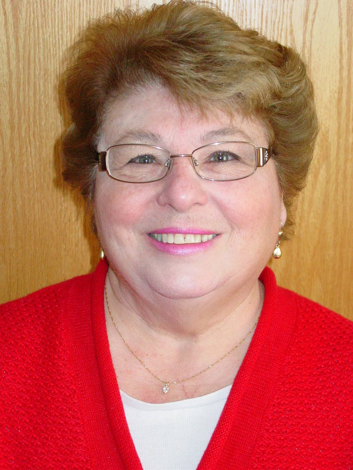 Jane Michelotti, running for Bloomingdale Village Clerk (4-year Term)