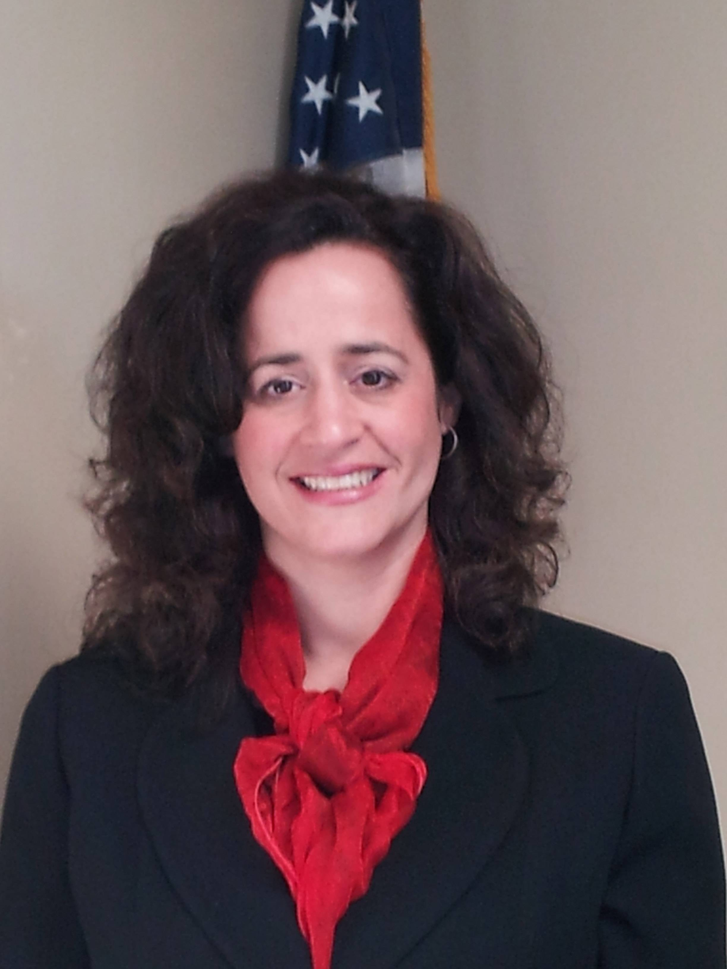 Angelina Filippo, running for Bartlett Village Board (4-year Terms)