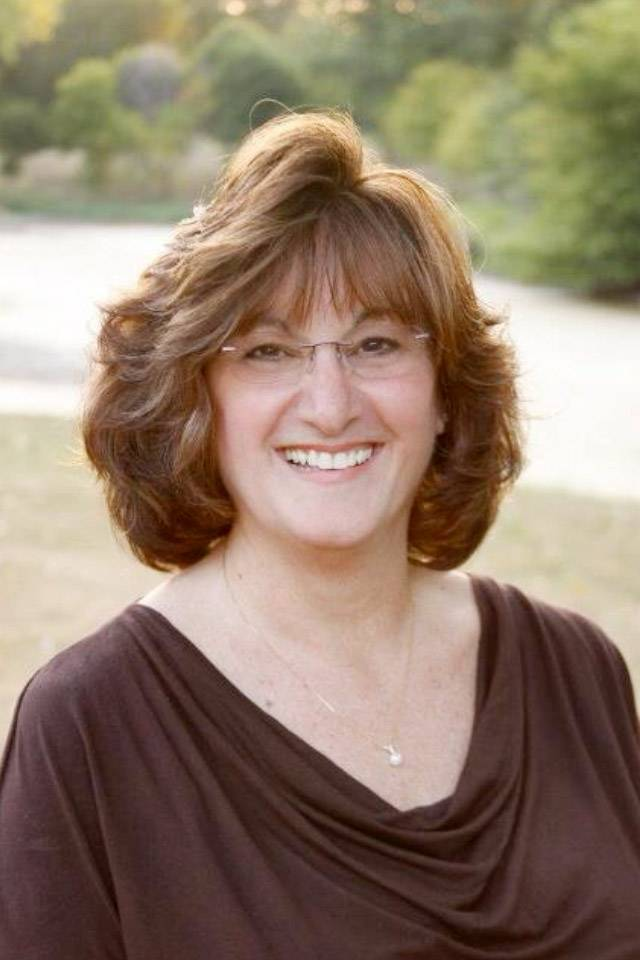 Patricia Stach, running for DuPage Township Clerk (4-year Term)