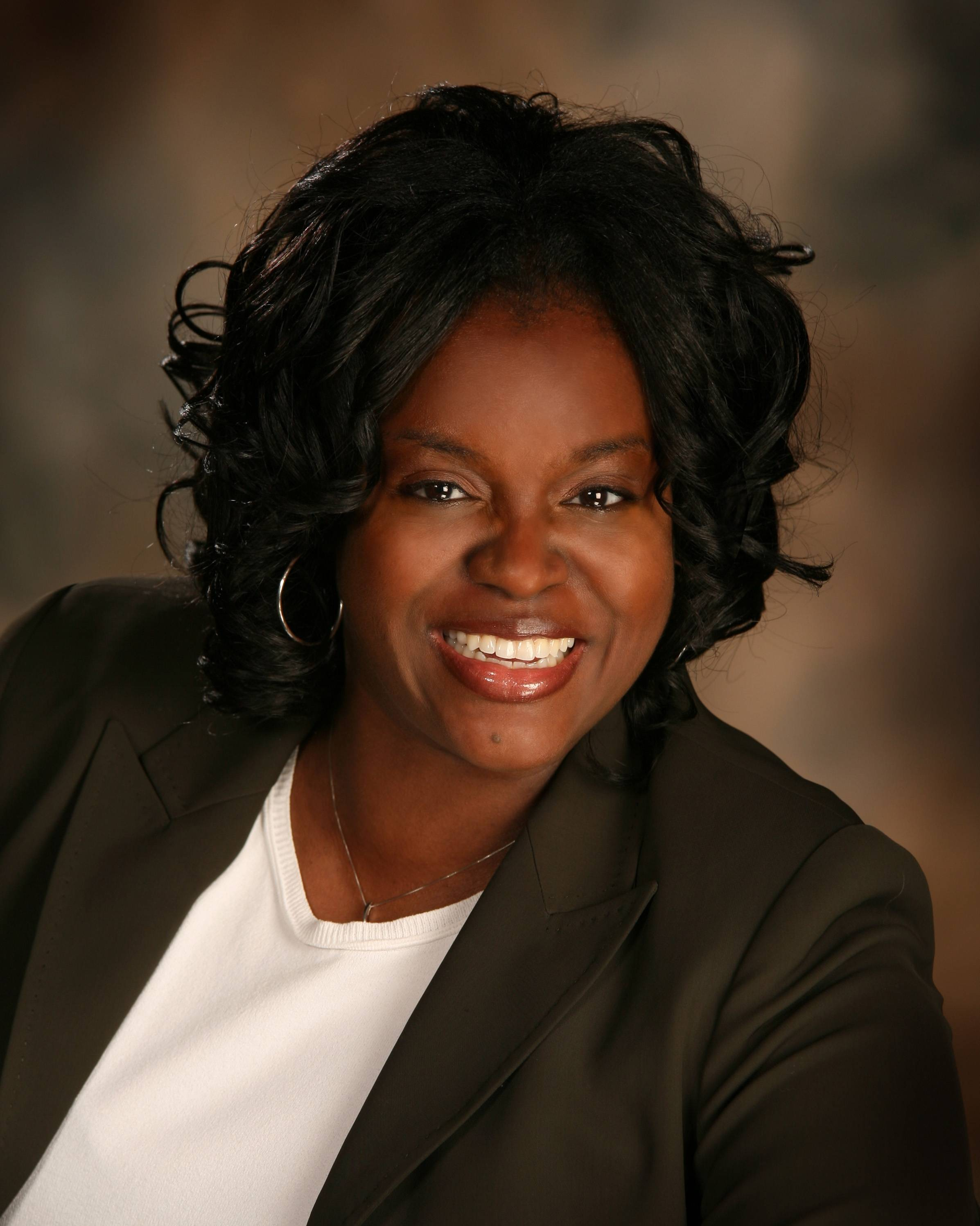 Alyssia Benford, running for DuPage Township Board (4-year Terms)