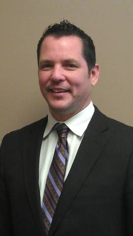 Darren Bennefield, running for Wheatland Township Board (4-year Terms)