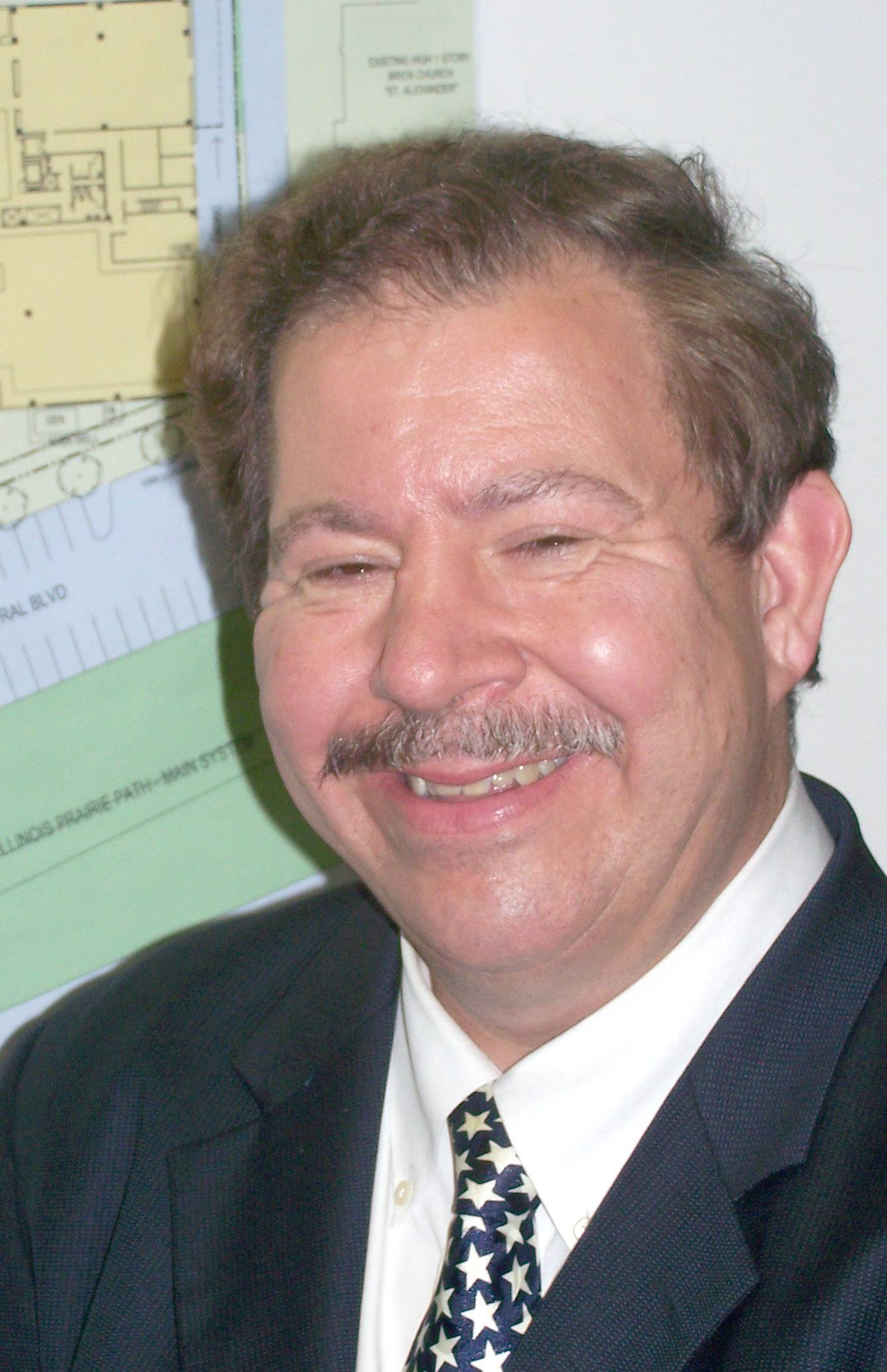 Robert Wagner, running for Grafton Township Board (4-year Terms)