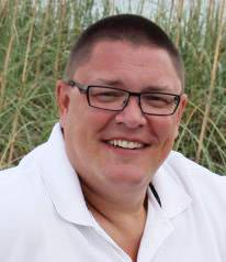 Kevin Daniels, running for Round Lake Unit District 116 School Board (4-year Terms)