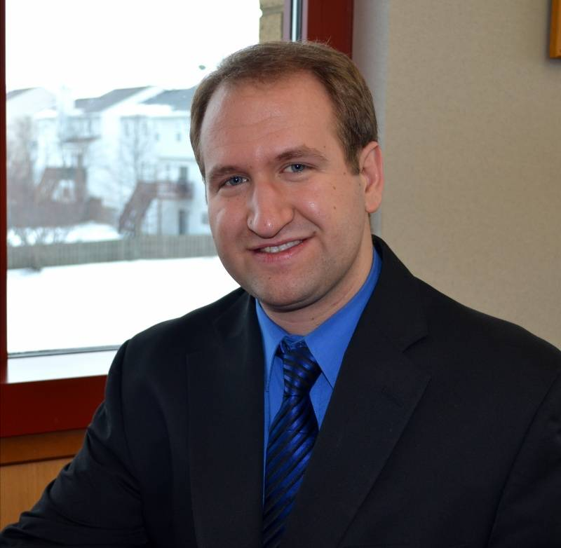 Alexander Kvasnicka, running for Mundelein Village Board (4-year Terms)