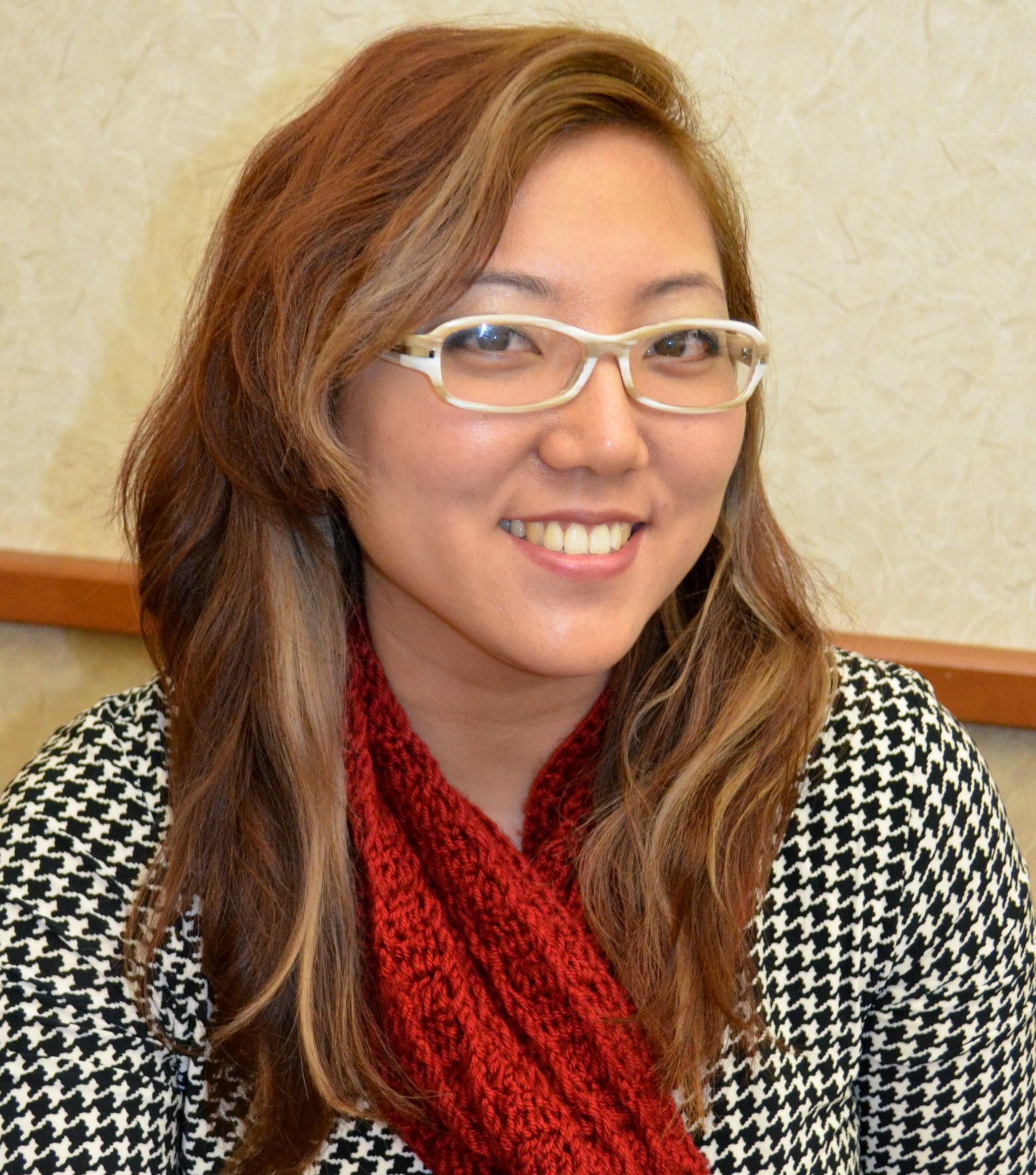 Holly Kim, running for Mundelein Village Board (4-year Terms)