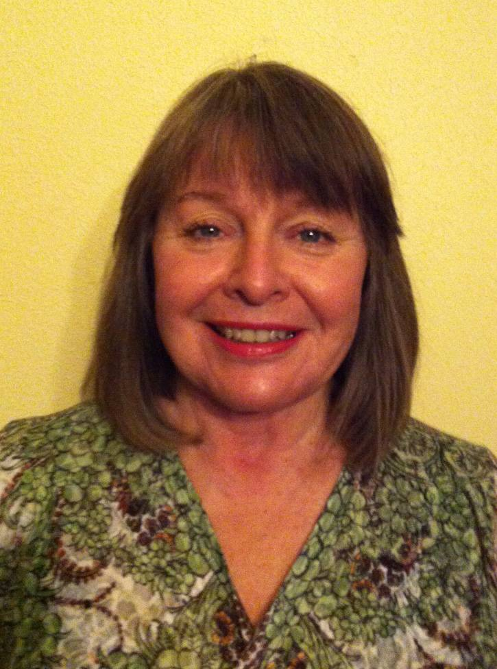 Trudy Barrie, running for Barrington Township Clerk (4-year Term)