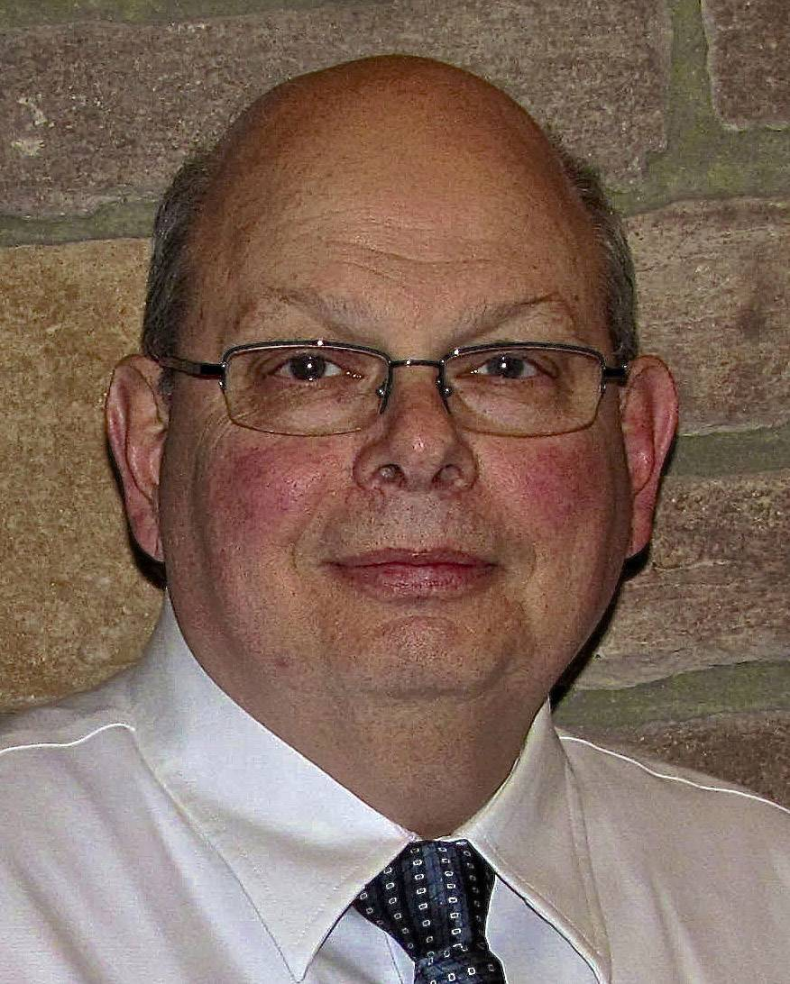 Tony Sciarrone, running for Island Lake Village Board (4-year Terms)