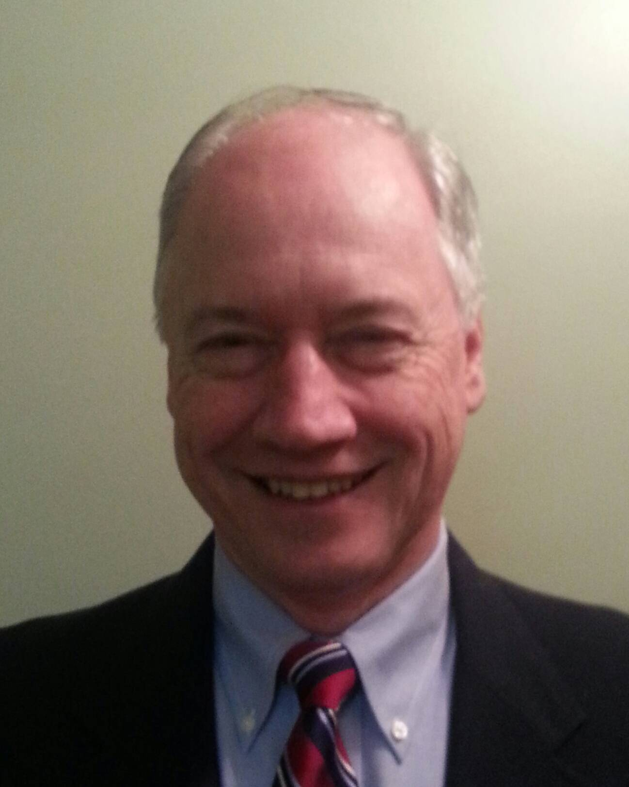 Gerald Bromley, running for Schaumburg Township Library Board (4-year Terms)