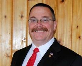 Robert Patterson, running for Aurora West Unit District 129 School Board (4-year Terms)