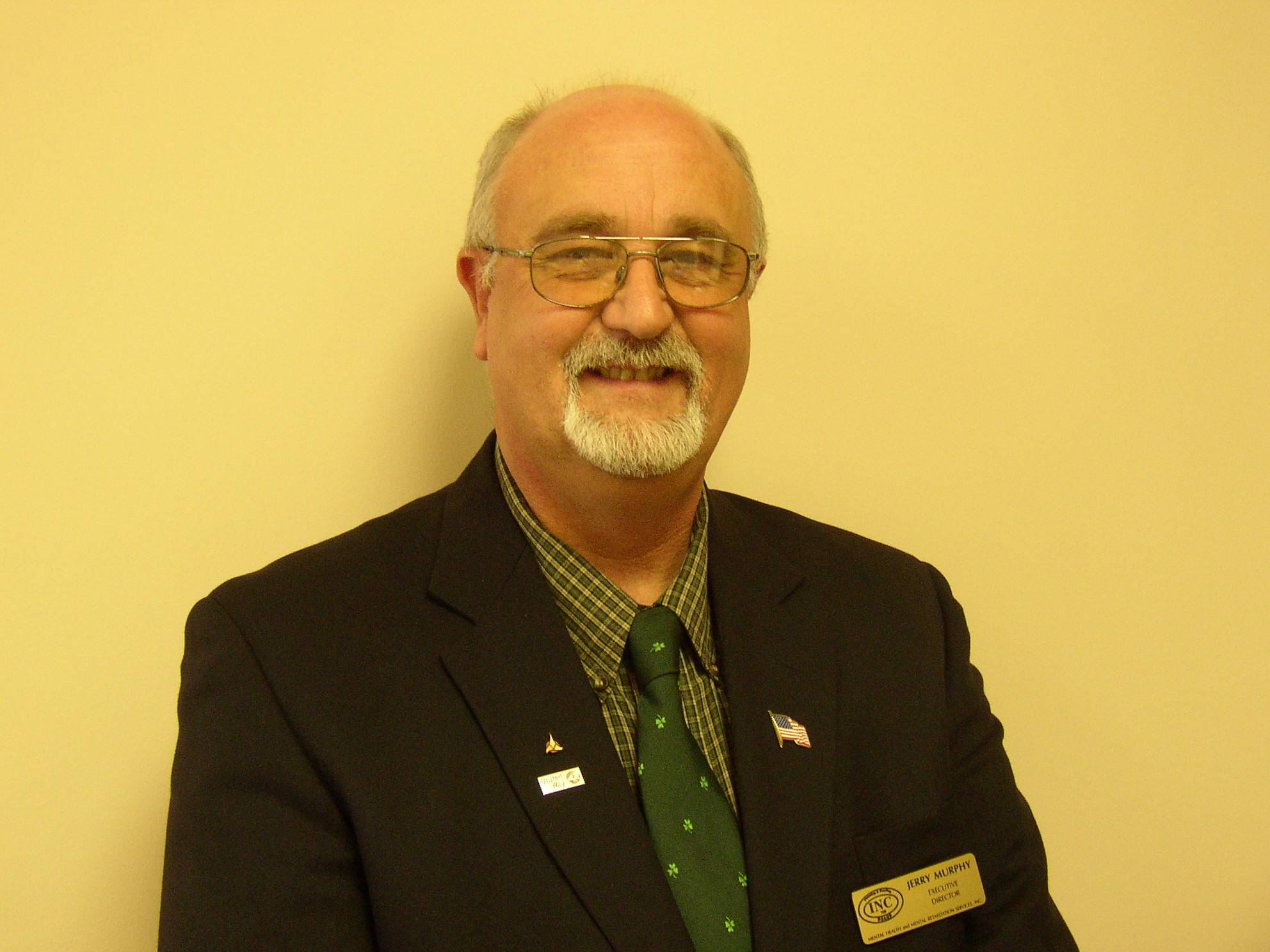 Jerry Murphy, running for Sugar Grove Township Community House Board (4-year Terms)