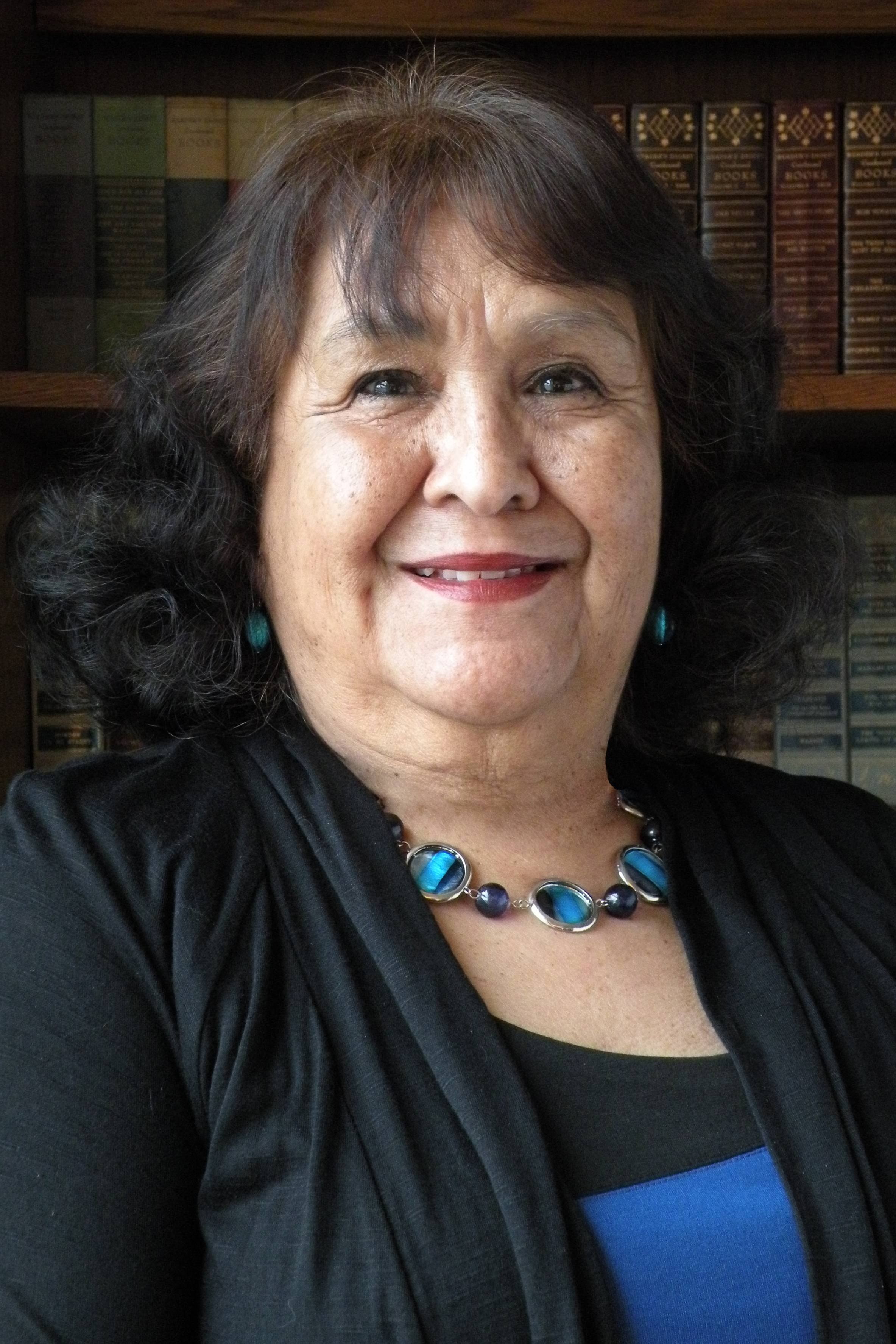 Elvira Ramirez, running for Elgin Township Board (4-year Terms)