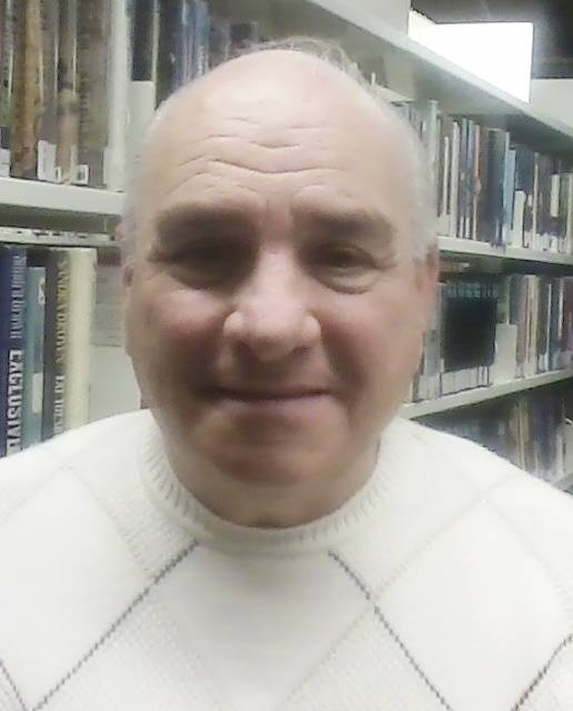 Edward DeBartolo, running for Sugar Grove Library Board (6-year Terms)