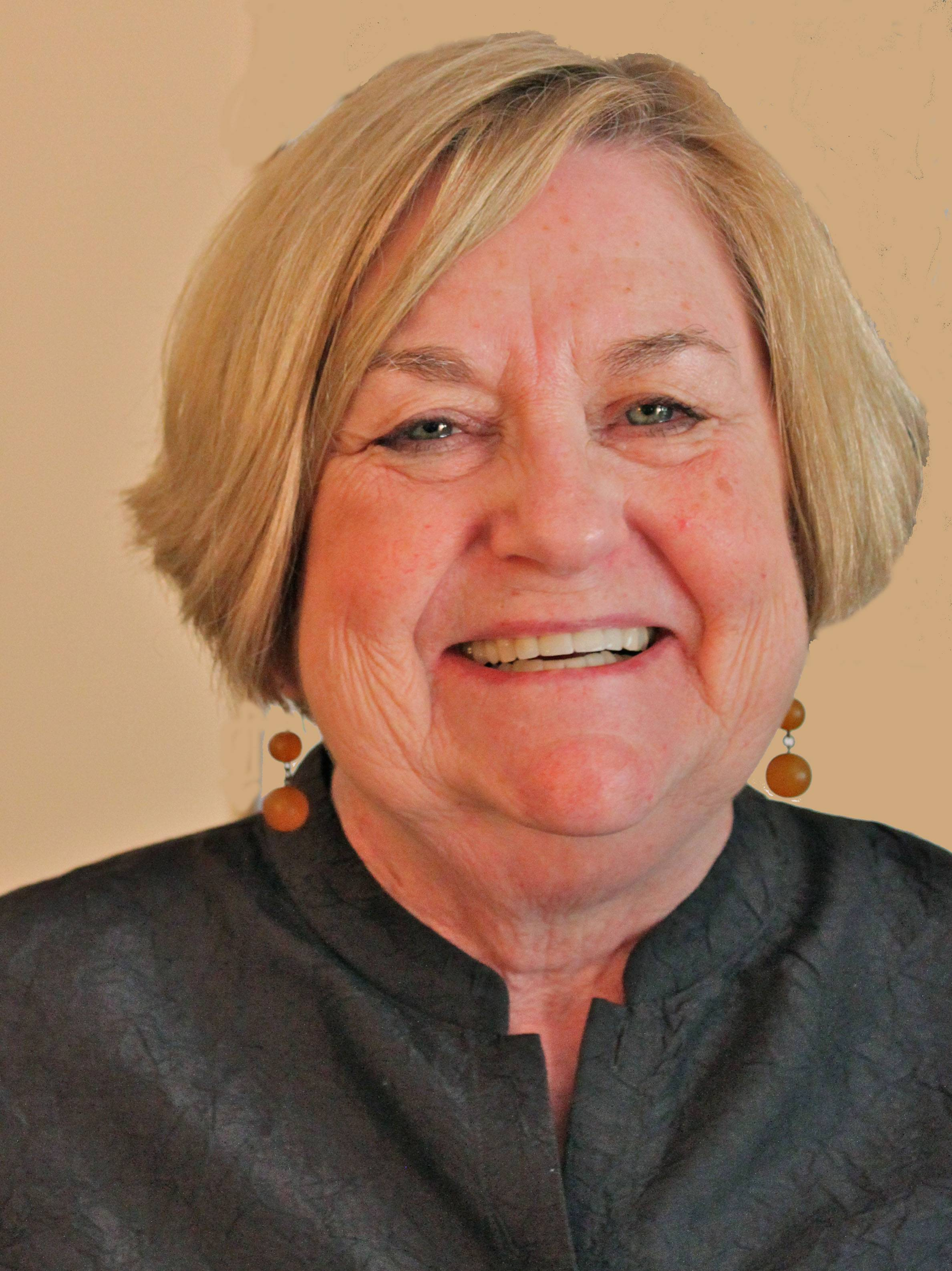 Patricia Harkin, running for Gail Borden Library Board (4-year Terms)