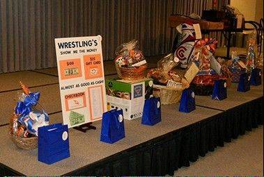 Courtesy of Dist. 211 PostSilent auction items at Trivia/Game Night will include baskets donated by Hoffman Estates High School's sports teams and clubs.