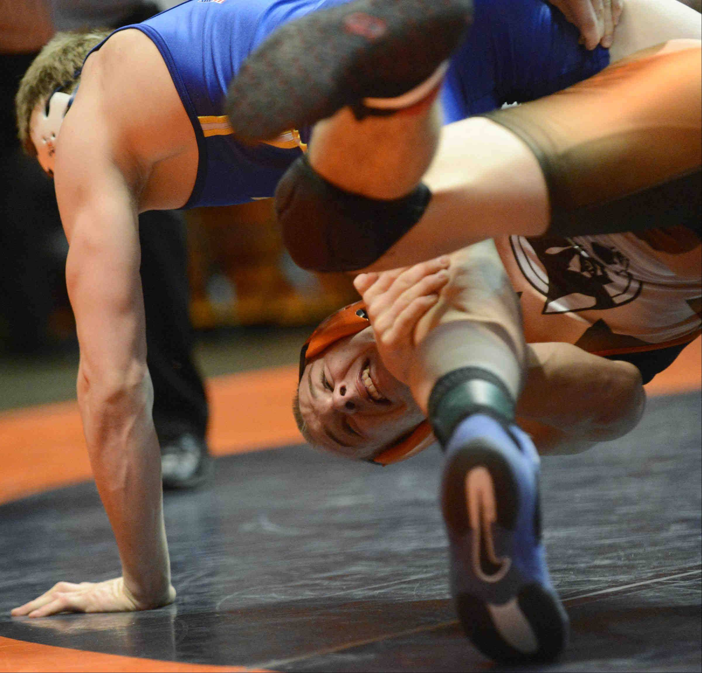 Hersey's Rollins finishes with second-place medal