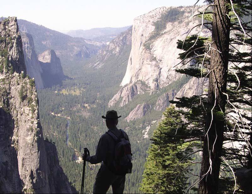 Elderhostel Inc.'s Road Scholar educational adventures offers more than 6,500 trips, such as hiking in Yosemite National Park in California.
