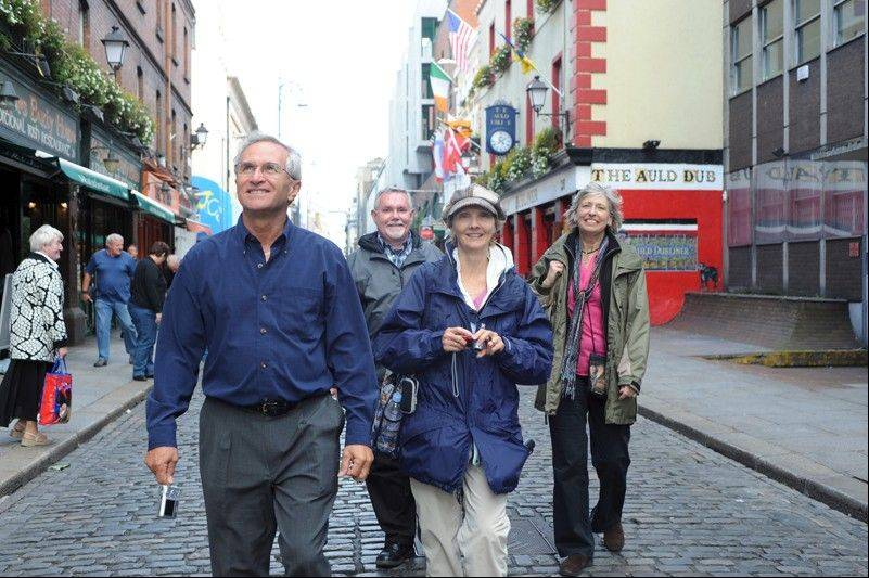 The Best of Ireland program in Dublin