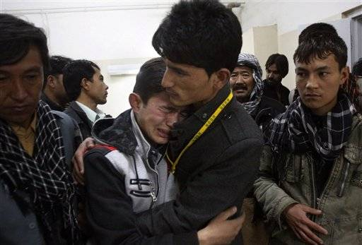 The death toll from a horrific bombing that tore through a crowded vegetable market in a mostly Shiite Muslim neighborhood of southwestern Pakistan climbed to 81 with many of the severely wounded dying overnight, a Pakistani police official said Sunday.