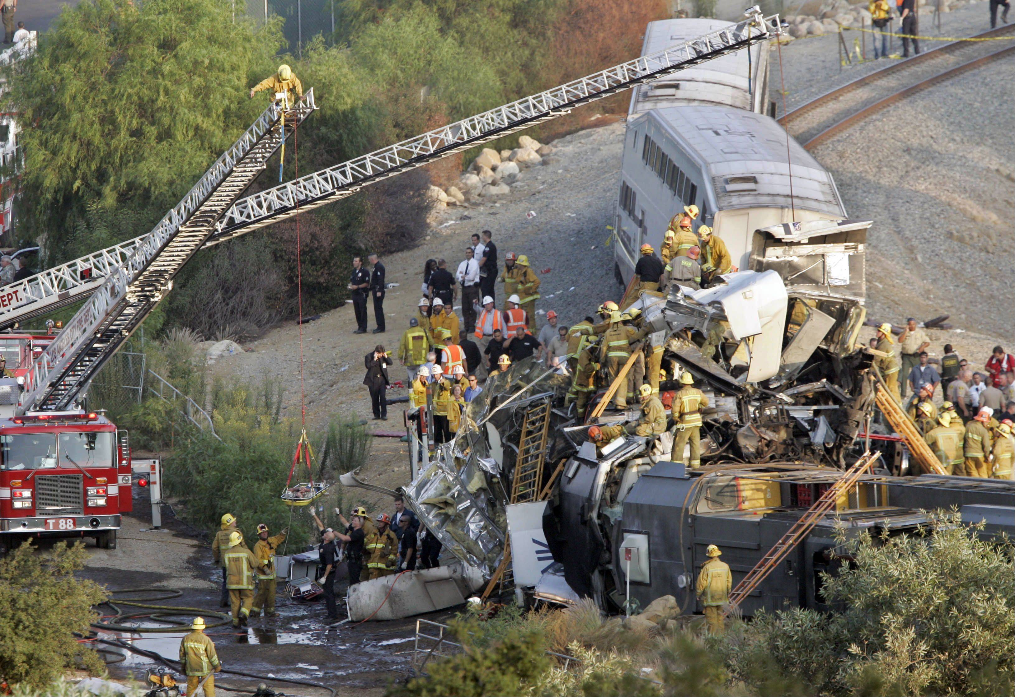 The horrific crash between a commuter train and a freight train in Los Angeles in 2008 caused lawmakers to require Positive Train Control systems nationwide.
