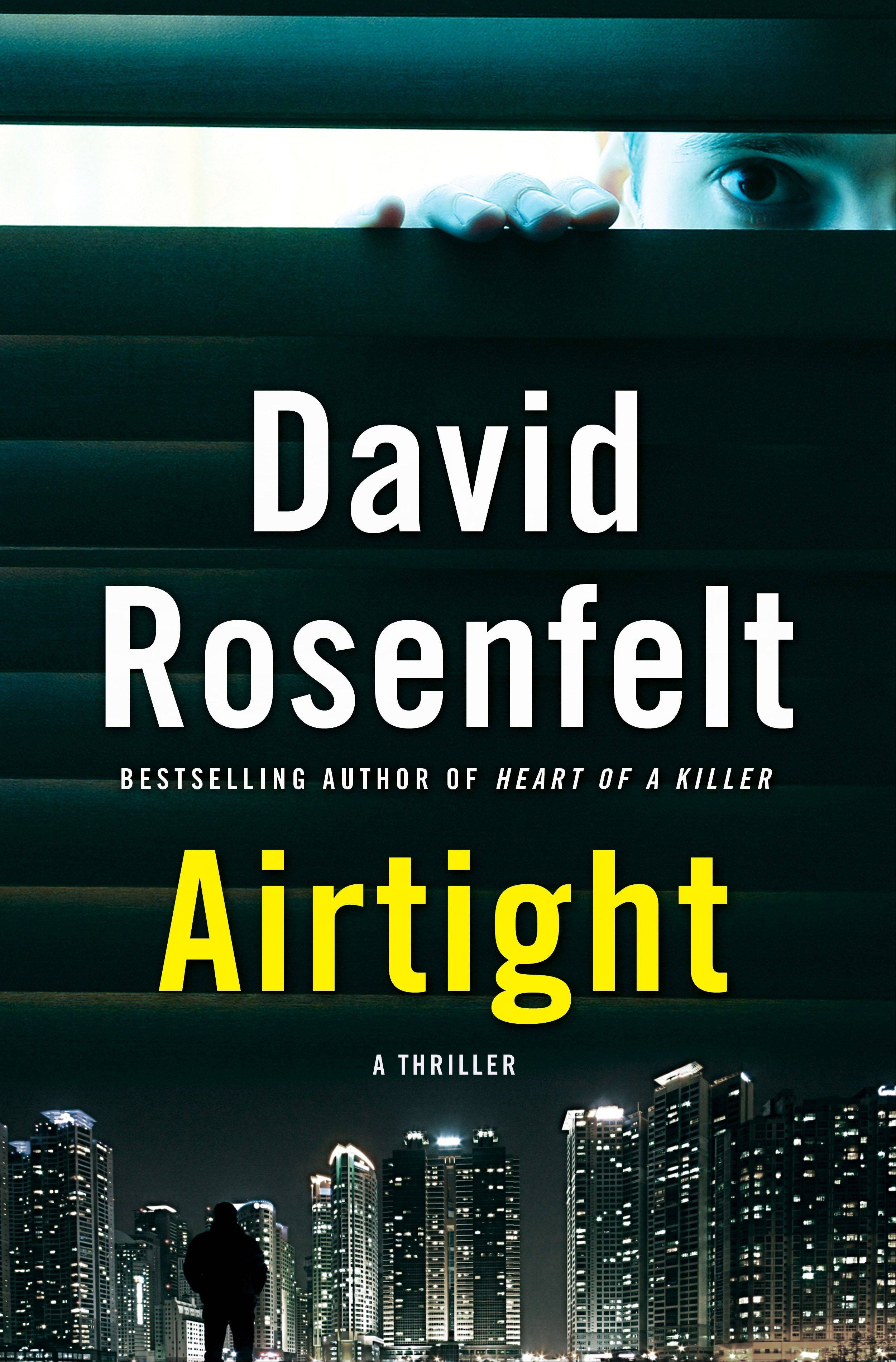 """Airtight,"" by David Rosenfelt"