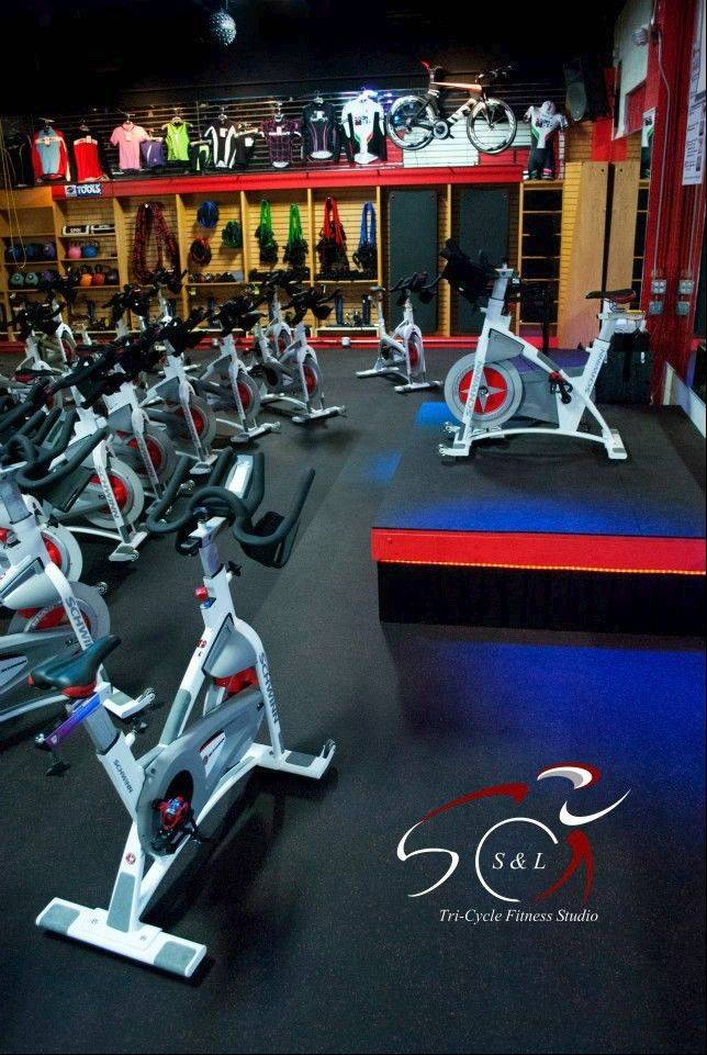 Indoor cycling, fitness studio spins into St. Charles