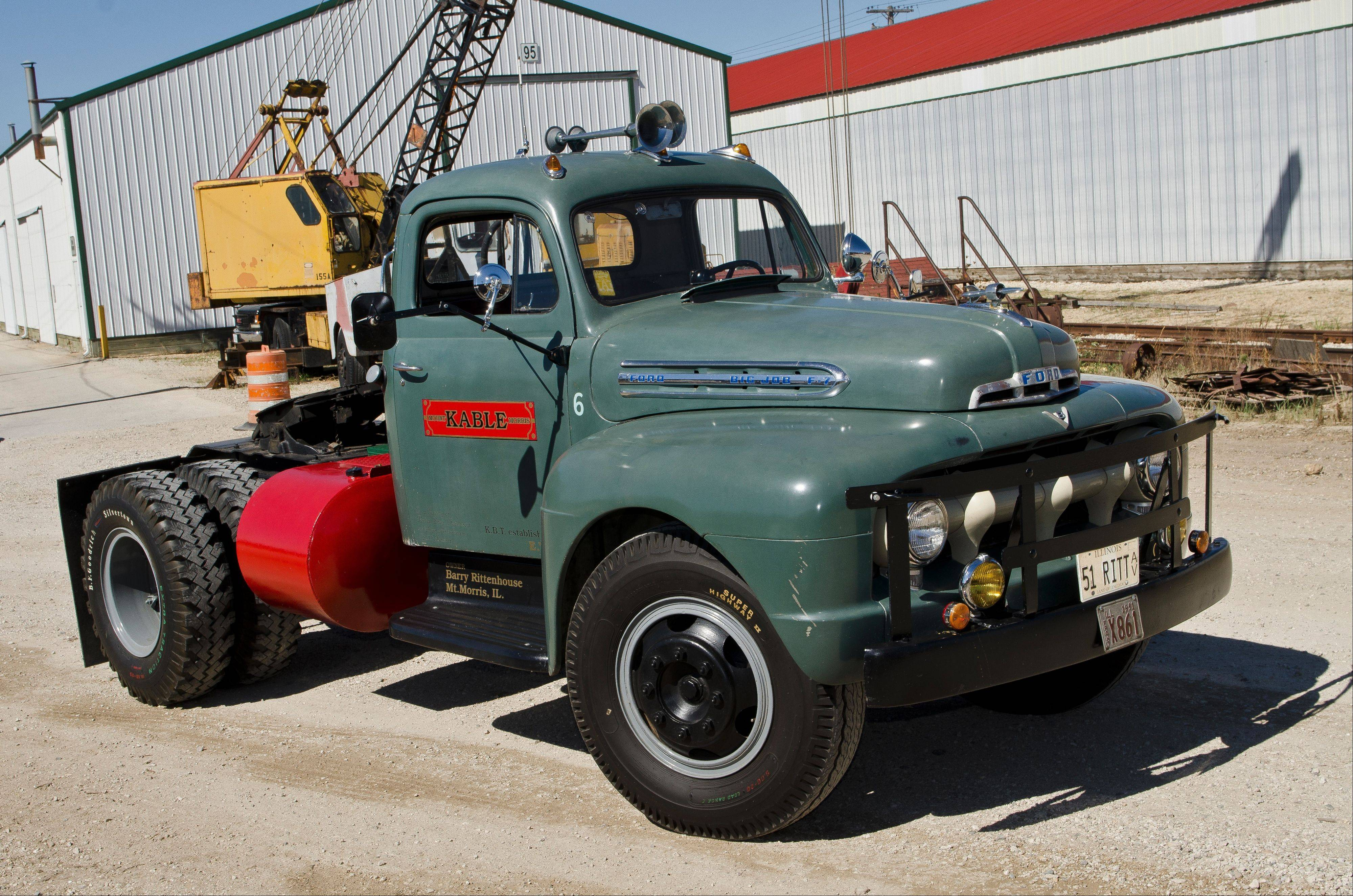 1951 Ford F-7 Big Job