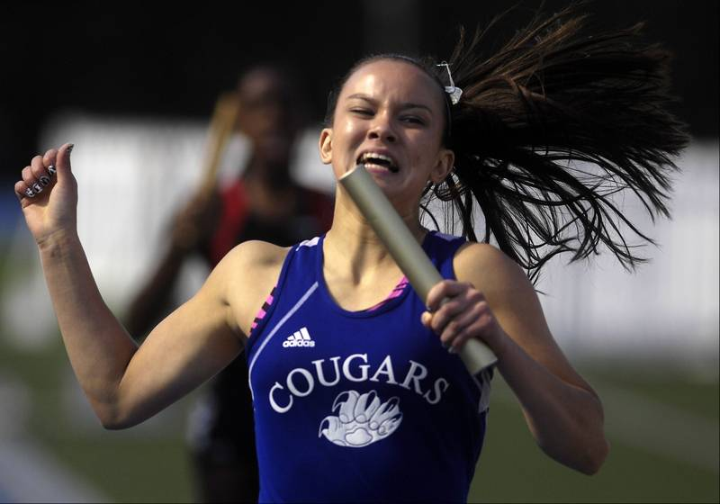 Vernon Hills senior Alli Tran has earned a spot on the IHSA All-State  Academic