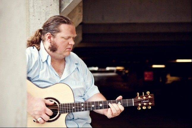 Award-winning guitarist and singer Matt Andersen.