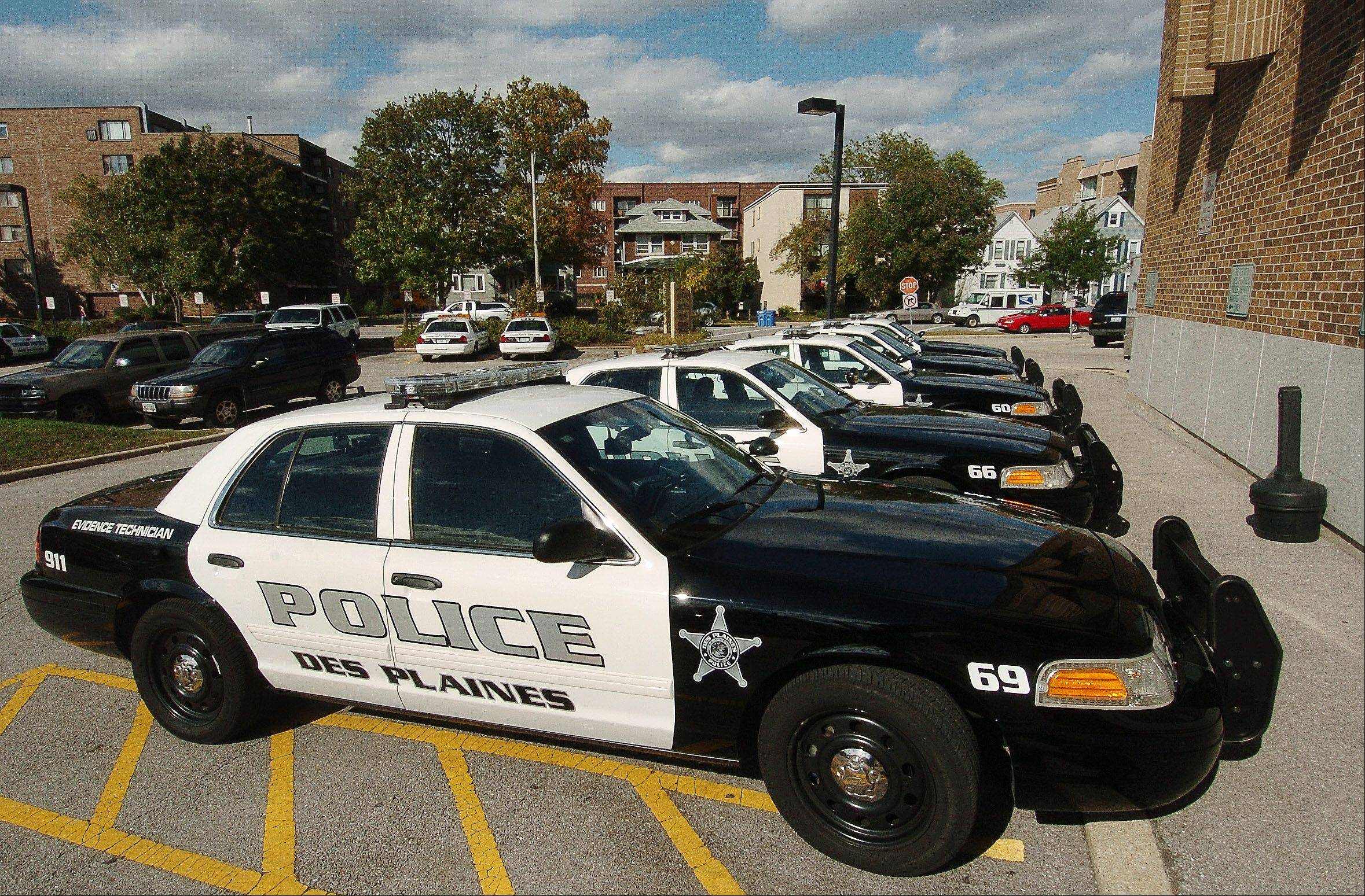 Des Plaines cops facing suspensions over padding hours tied to grant