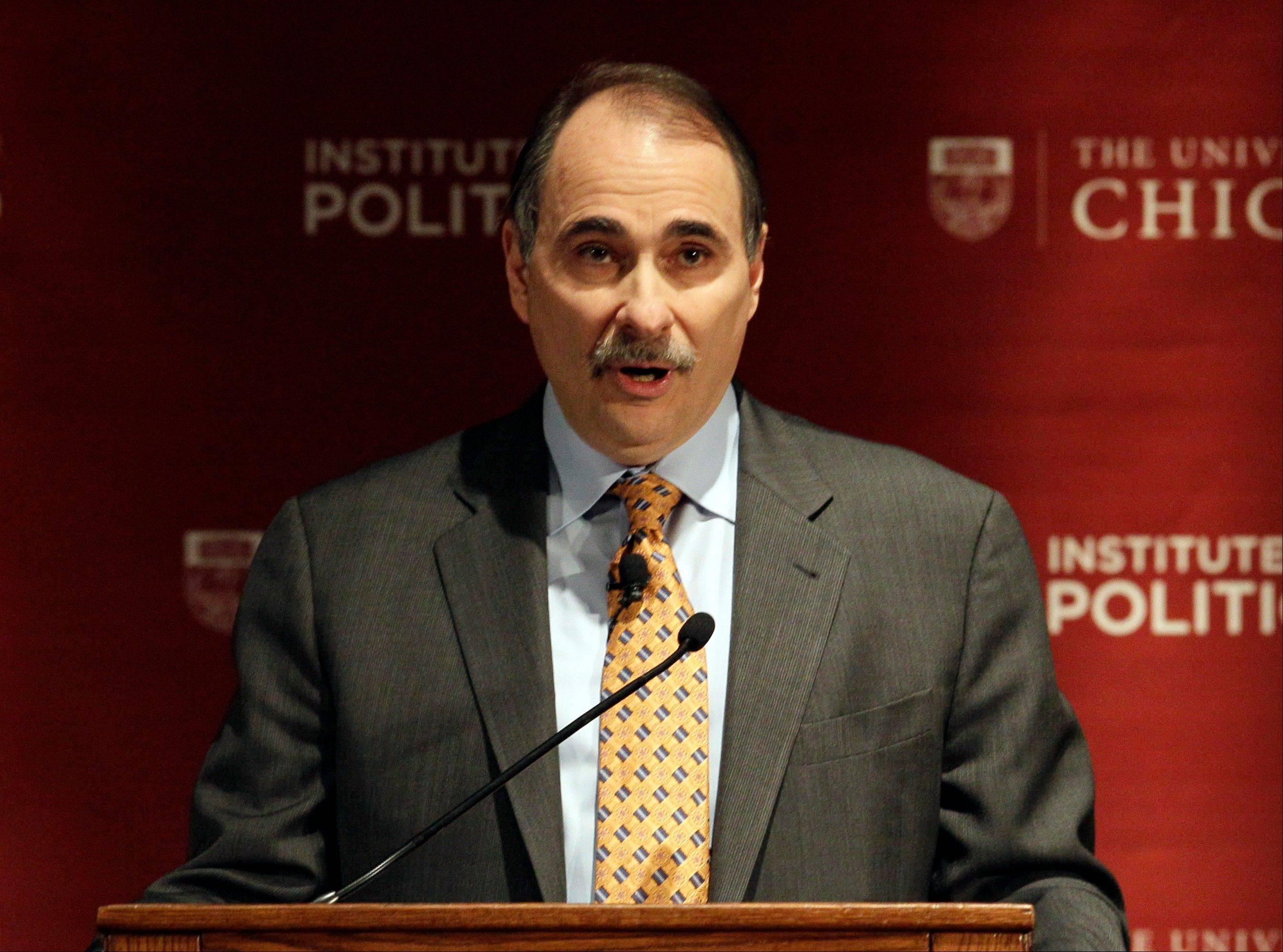 David Axelrod, former senior adviser to President Barack Obama, has landed a new job at NBC News as a senior political analyst.