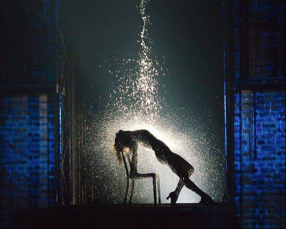 """Flashdance -- The Musical"" is among the film-inspired musicals making up Broadway in Chicago's 2013 fall season."