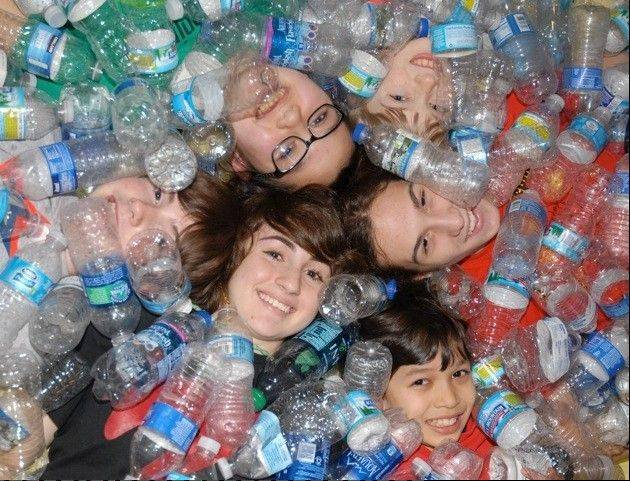 "Bottled water is the focus of ""Tapped,"" which will be shown Saturday, Feb. 23, as part of Batavia Environmental Commission's fifth annual Green Night Out at the Movies."
