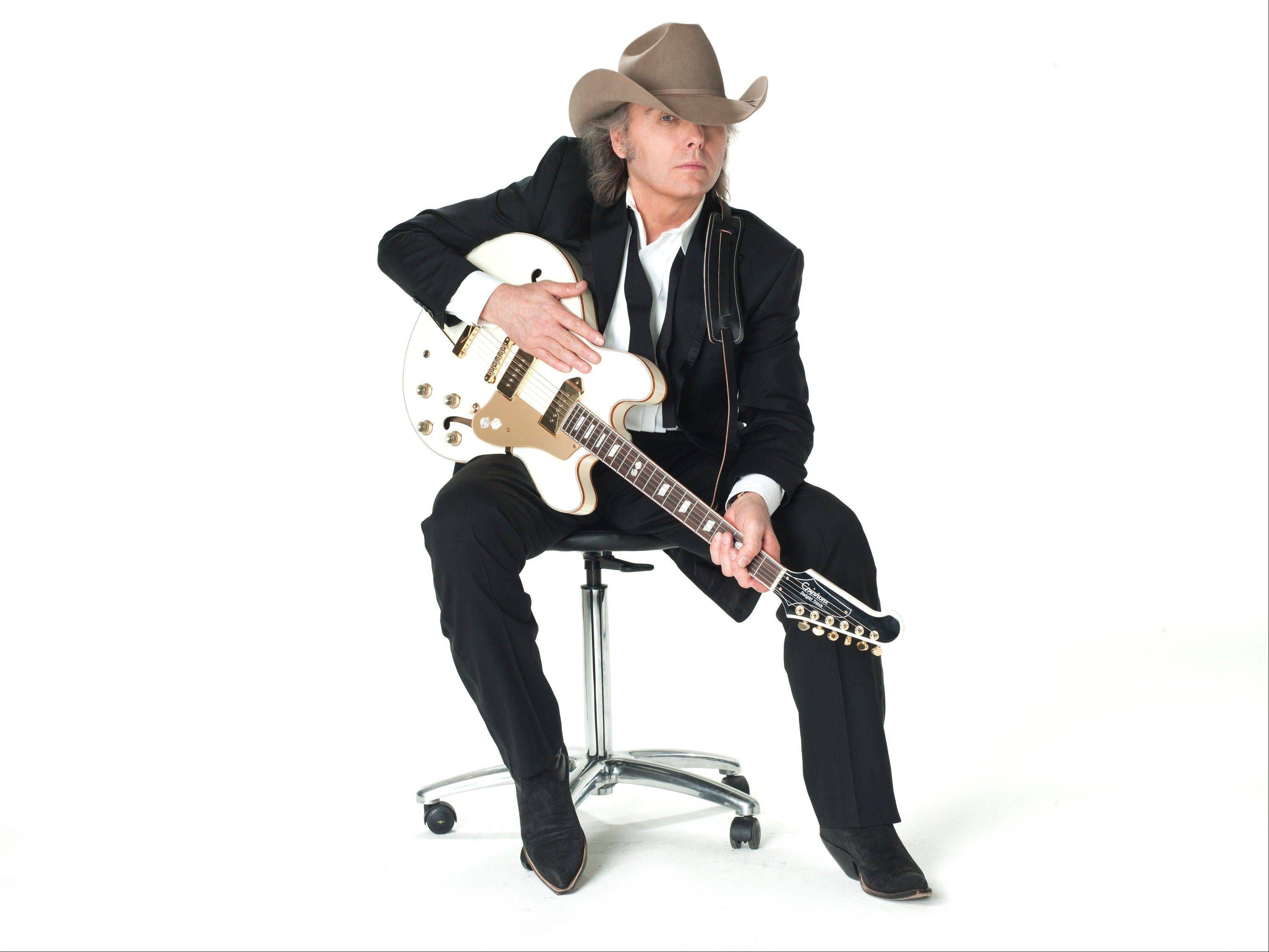 Country star Dwight Yoakam will play the Paramount Theatre in Aurora.