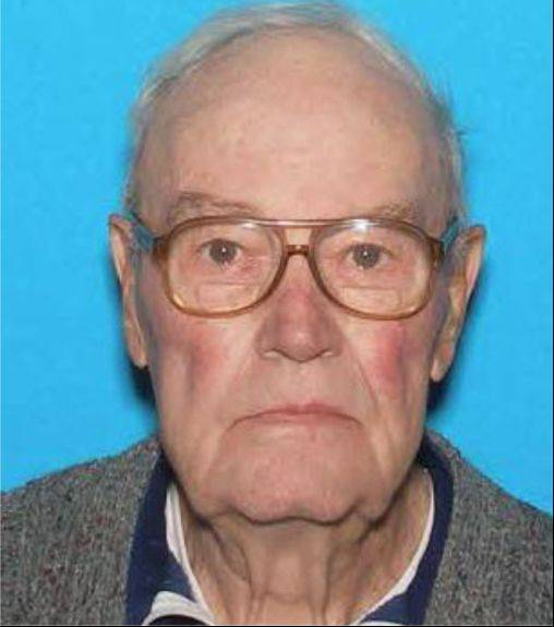Cook County Sheriff's authorities said William Robinson, 81, returned home safely this morning after having gone missing from his Des Plaines area residence Tuesday afternoon.
