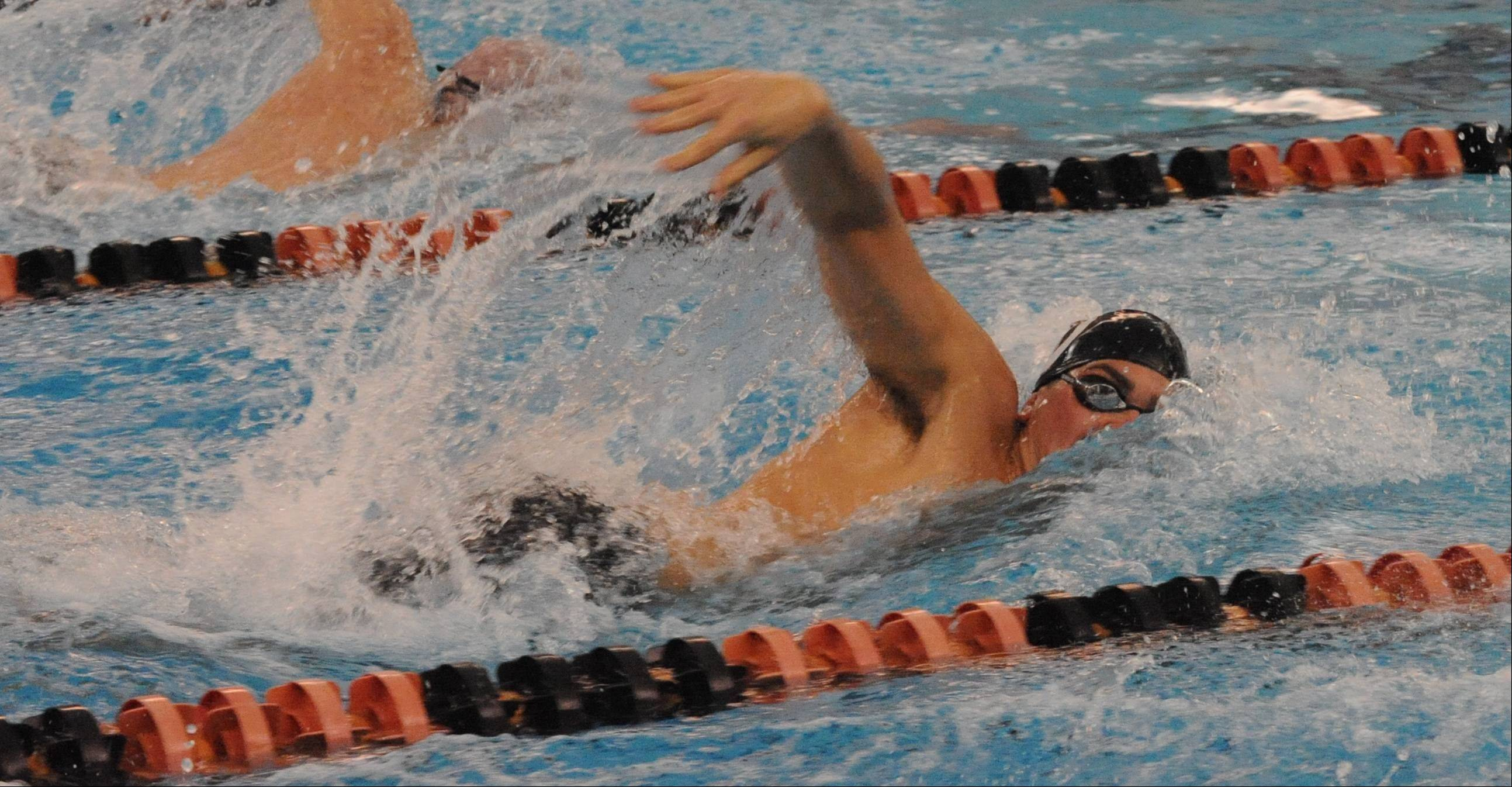 If everything goes well for Barrington senior Jack Strauss, he could score in four events at this weekend's boys swimming state meet at New Trier.
