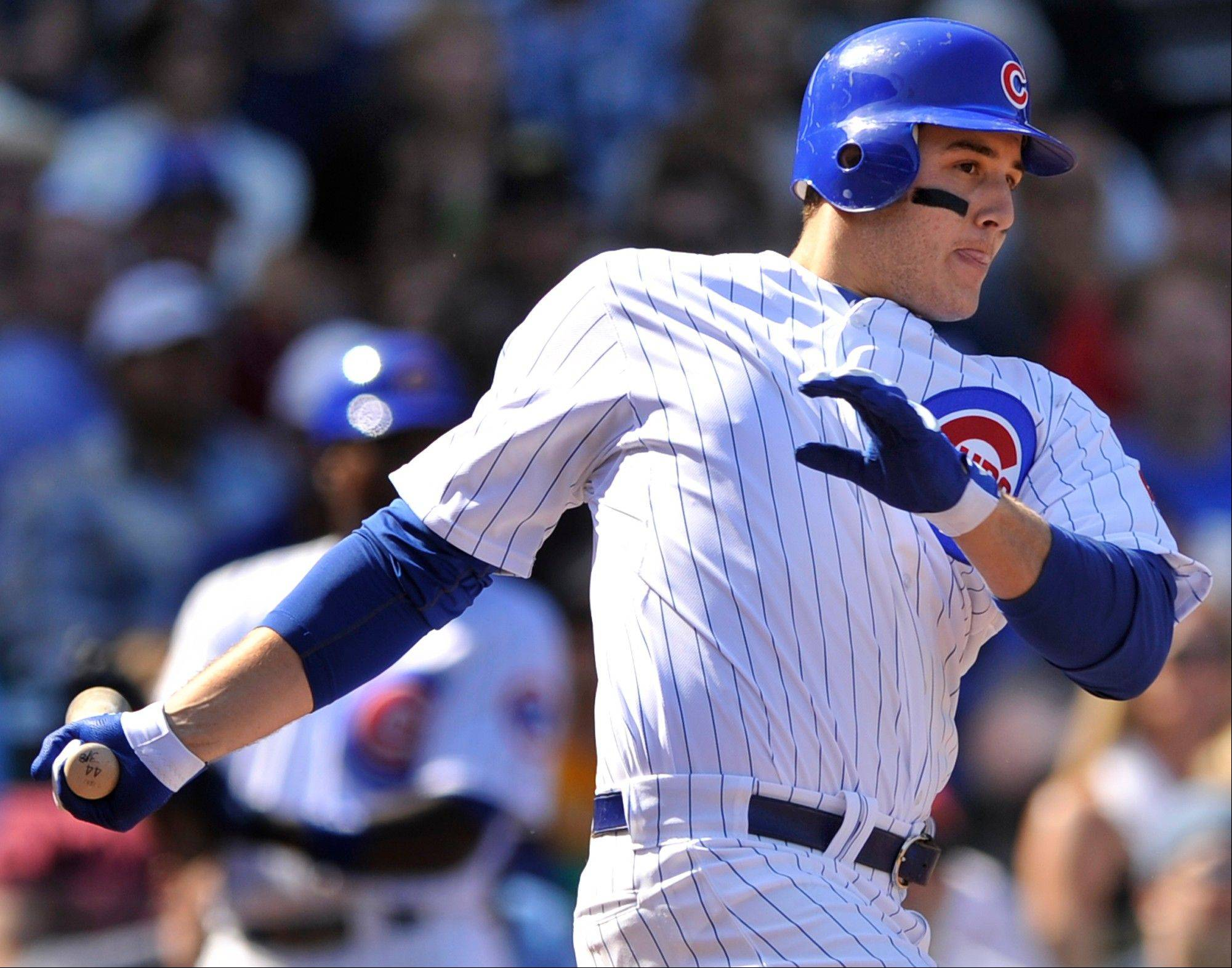 International stage awaits Cubs' Rizzo