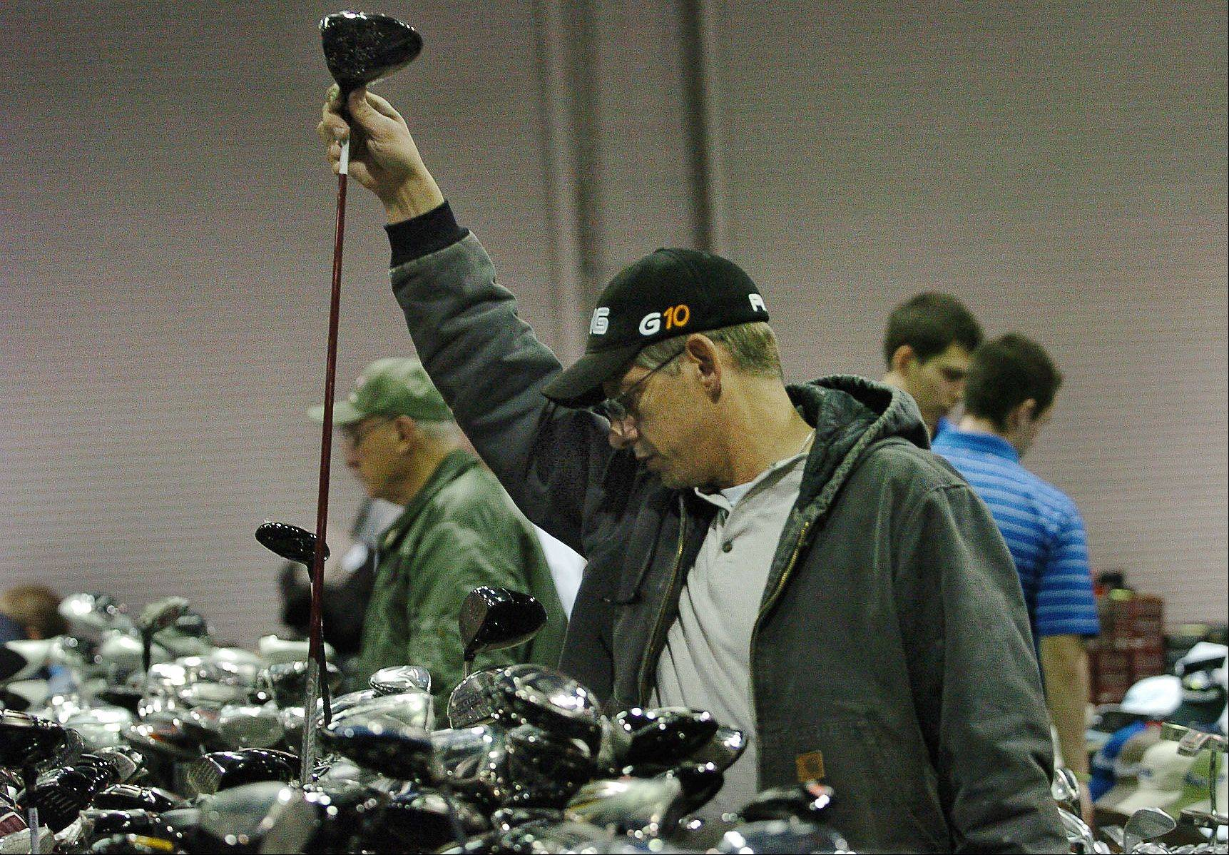 The Chicago Golf Show will celebrate its 30th anniversary when it opens on Friday at the Donald E. Stephens Convention Center in Rosemont.