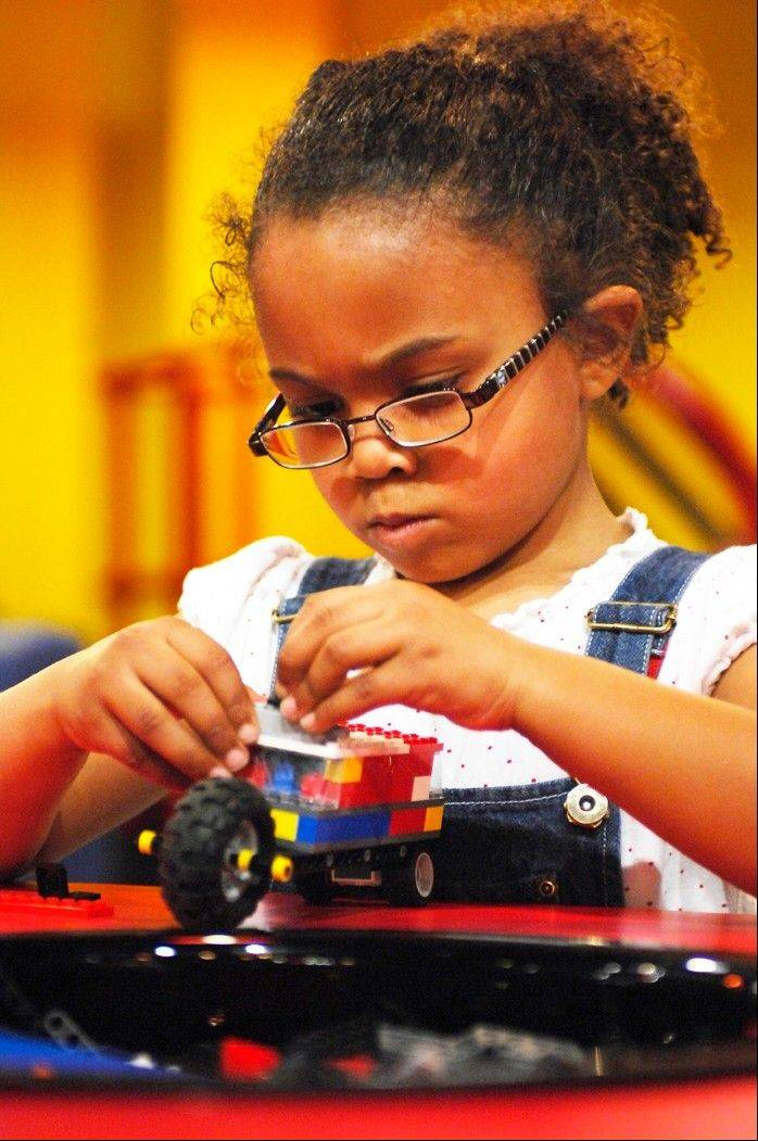 "The Legoland Discovery Center in Schaumburg hosts its ""Merlin's Magic Wand Days"" event, exclusively for children with special needs and disabilities (and their families), from 6 to 8 p.m. Friday, Feb. 22."