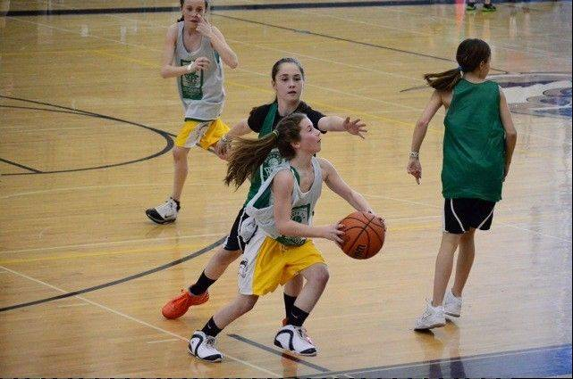 The 12 Oaks Foundation will host its third annual Hoops for Hope 3-on-3 basketball tournament March 16 and 17 at Grayslake North High School. Teams of fourth-graders through adults will compete to support the foundation's charitable activities.